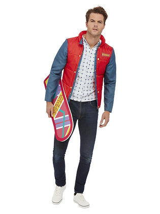 Back to the Future Marty McFly Costume AFD52309