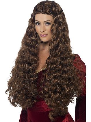 Medieval Princess Wig AFD43661