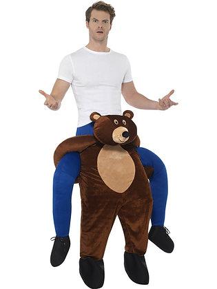 Piggy Back Bear Costume AFD48811