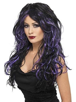 Gothic Bride Wig AFD35683