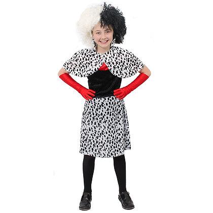 Evil Dog Lady Costume AFD7070