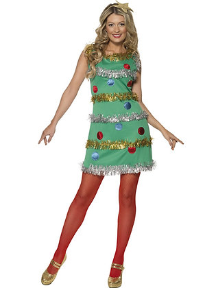 Christmas Tree Dress AFD36992