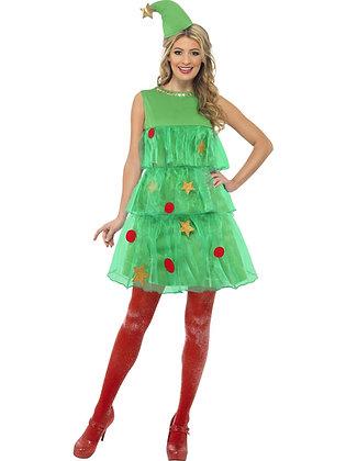 Christmas Tree Tutu Costume AFD24331