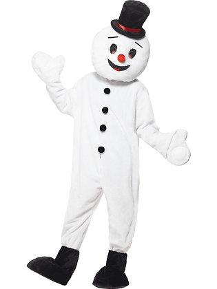 Snowman Mascot Costume AFD39842