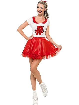 Grease Cheerleader Costume AFD25873