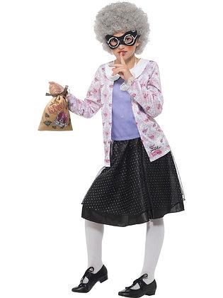 David Walliams Gangster Granny Costume AFD41514