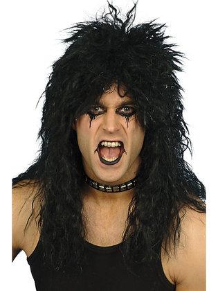 Hard Rocker Black Wig AFD42178