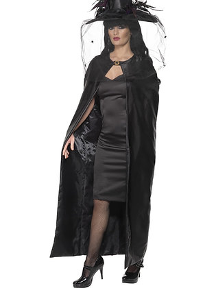 Deluxe Witch's Cape AFD36934