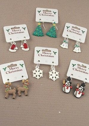 Christmas Earrings AFD10002