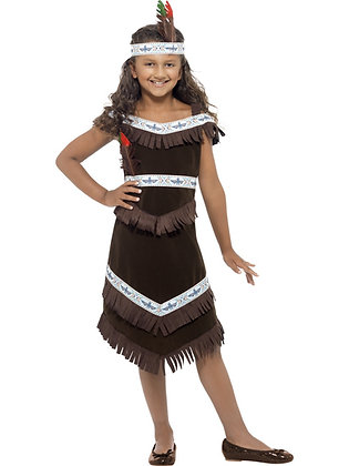Indian Girl Costume AFD41096
