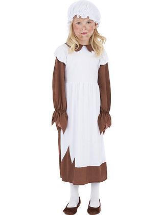 Poor Victorian Girl Costume AFD38637