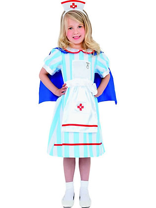 Vintage Nurse Costume AFD38646