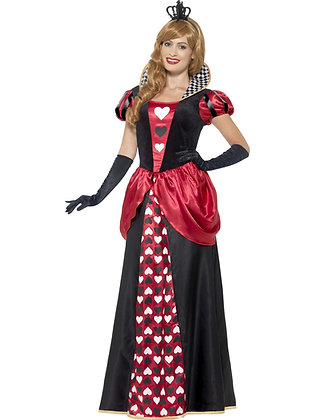 Royal Red Queen Costume AFD45489
