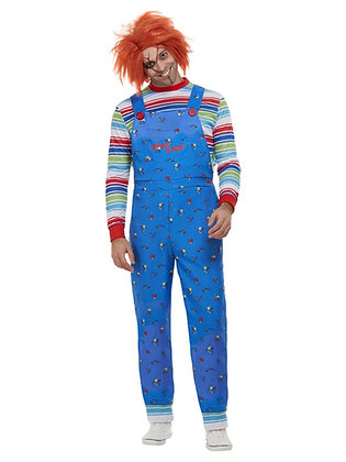 Chucky Costume AFD50265