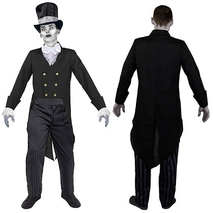 Corpse Groom Costume AFD4407