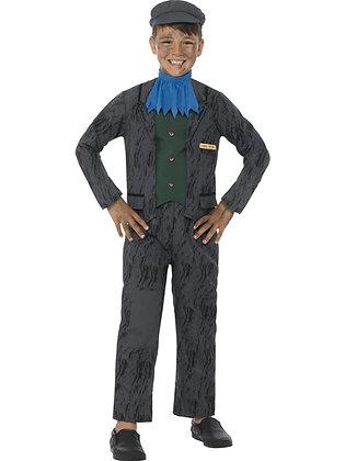 Horrible Histories Miner Costume AFD42995