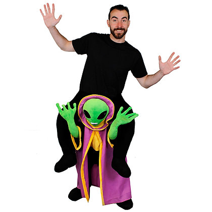 Pick Me Up Alien Costume AFD4402