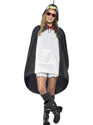 Penguin Party Poncho AFD27609