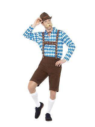 Bavarian Beer Man Costume AFD49658