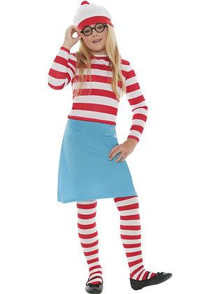 Where's Wenda? Child Costume AFD38793