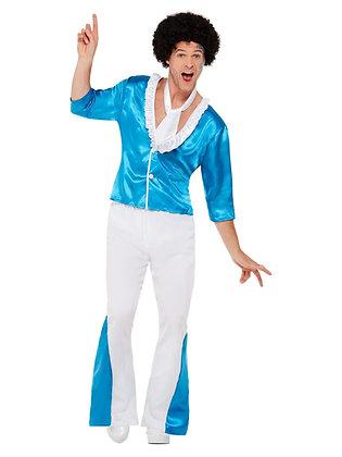 70s Super Glam Costume AFD55059