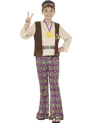 Hippie Boy Costume AFD21831