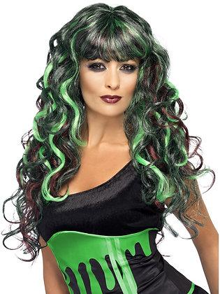 Green Monster Wig AFD21909