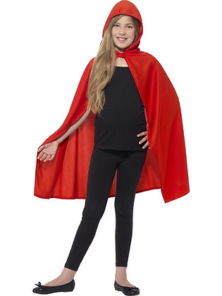 Red Hooded Cape AFD44560