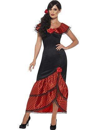 Flamenco Senorita Costume AFD45514