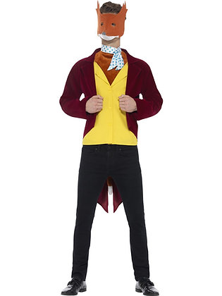 Roald Dahl Fantastic Mr Fox Costume, Adul AFD42851