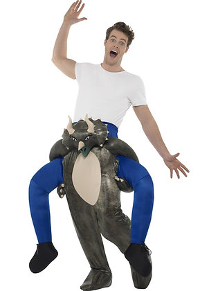 Piggy Back Dinosaur Costume AFD47165