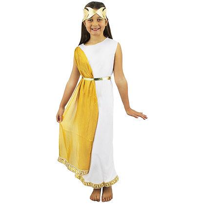 Goddess Costume, Gold AFD7037