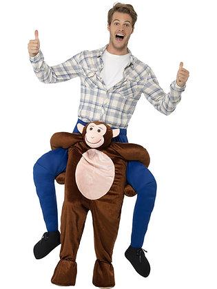 Piggy Back Monkey Costume AFD24650