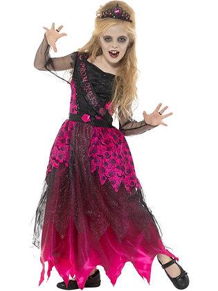 Gothic Prom Queen Costume AFD48136