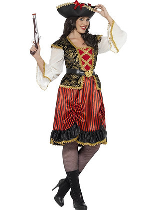 Curvy Pirate Lady AFD24454