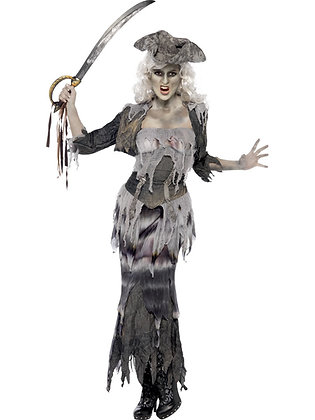 Ghost Ship Ghoulina Costume AFD38888