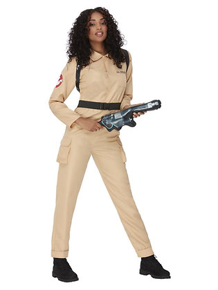 Ghostbusters Ladies Costume AFD52568