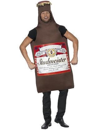 Studmeister Beer Bottle Costume AFD20391