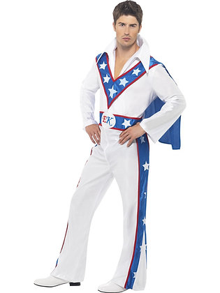 Evel Knievel Costume AFD21126