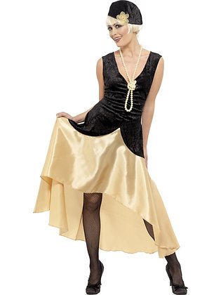 20s Gatsby Girl Costume AFD33368