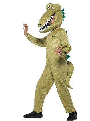 Roald Dahl Enormous Crocodile Costume AFD41541