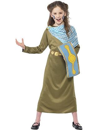 Horrible Histories Boudica Costume AFD27036
