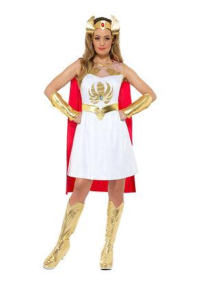 She-Ra Glitter Print Costume AFD50272