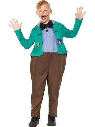 Roald Dahl Augustus Gloop Costume AFD41544