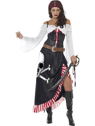 Sultry Swashbuckler Costume AFD38062