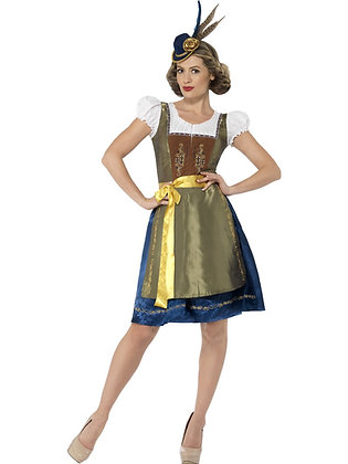 Deluxe Bavarian Costume AFD44446