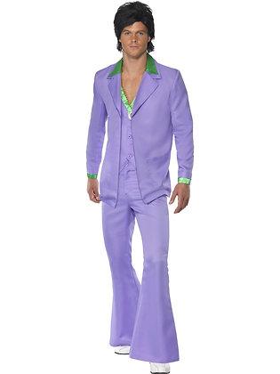 70s Lavender Suit AFD39426