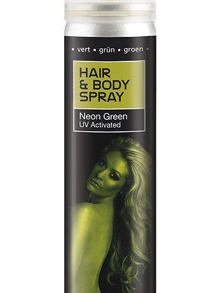Hair & Body Spray, Green AFD37790