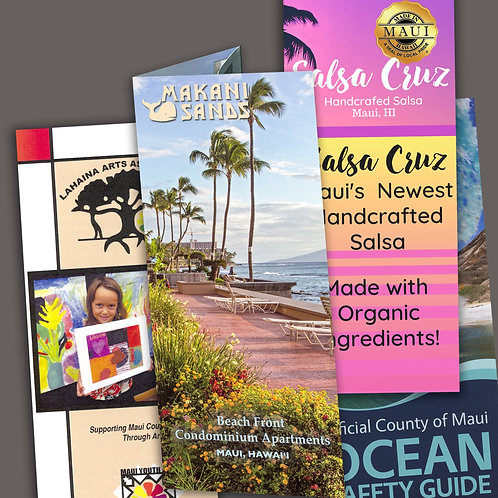 Color Brochures