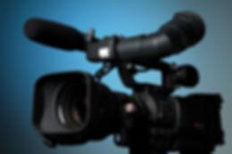 Video deposition camera